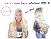 EXTENSION A CLIPS EXTRA LONG 80CM luxe