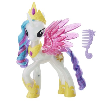 My Little Pony Figurine Princesse Celestia Electronique