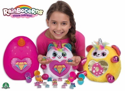 Rainbocorns Peluche Surprise