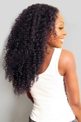 extension a clips afro   Curly 100G  100% naturel